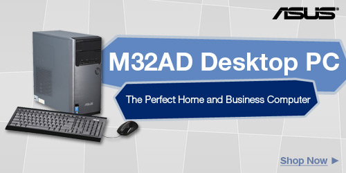 M32AD Desktop PC