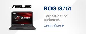ROG G751