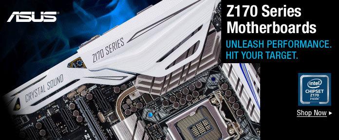 ASUS Z170 Series Motherboards