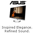 Inspired Elegance. Refined Sound.