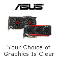 Your Choice of Graphics Is Clear