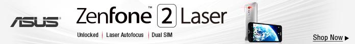ASUS Zenfone™ 2 Laser