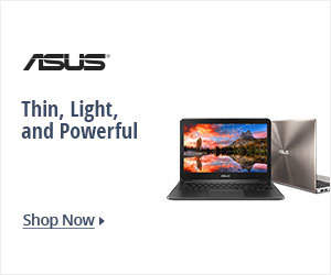 ASUS Up to Intel® Core™ i7 processor