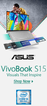 VivoBook S15 Visuals