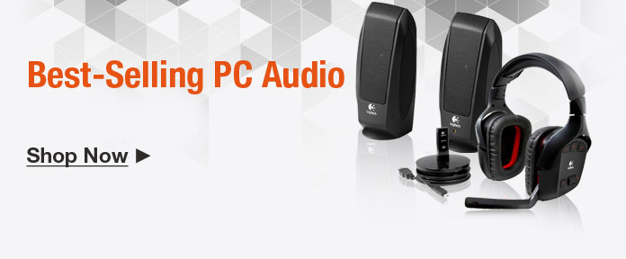 Best-Selling PC Audio