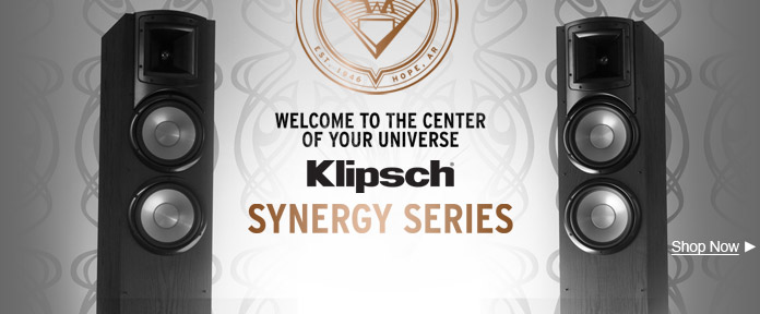 Klipsch Synergy Series shop now