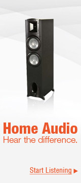 Home Audio Hear the Difference