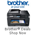 Brother® Printers STAND OUT from the Crowd