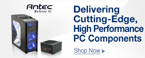 Delivering cutting –edge, high performance PC components