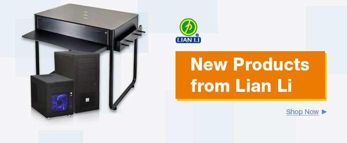 New Products from Lian-Li