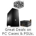 Great deals on PC cases & PSUs