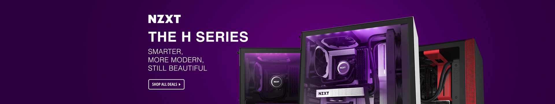 NZXT The H Series