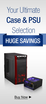 Your Ultimate Case & PSU Selection
