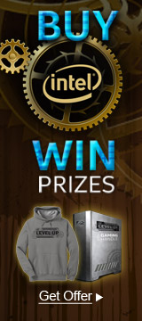 Intel® STEAMPUNK GIVEAWAY