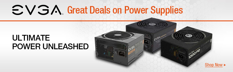 Great Deals on Power Supplies