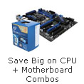 Save Big on CPU + Motherboard Combos