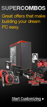 Great offers that make building your dream PC easy