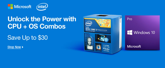 Unlock the Power with CPU + OS Combos