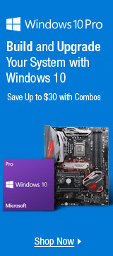 Build and Upgrade Your System with Windows 10