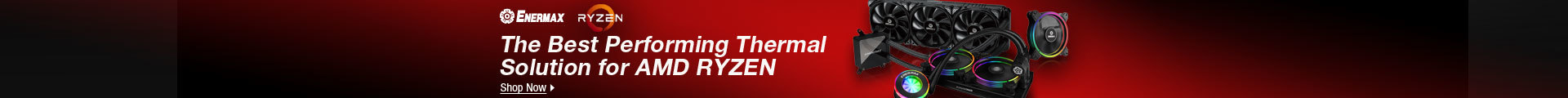 The Best Performing Thermal Solution for AMD RYZEN