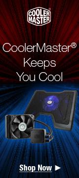 COOLERMASTER keeps you cool