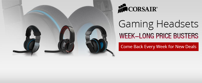 Gaming Headsets Sale