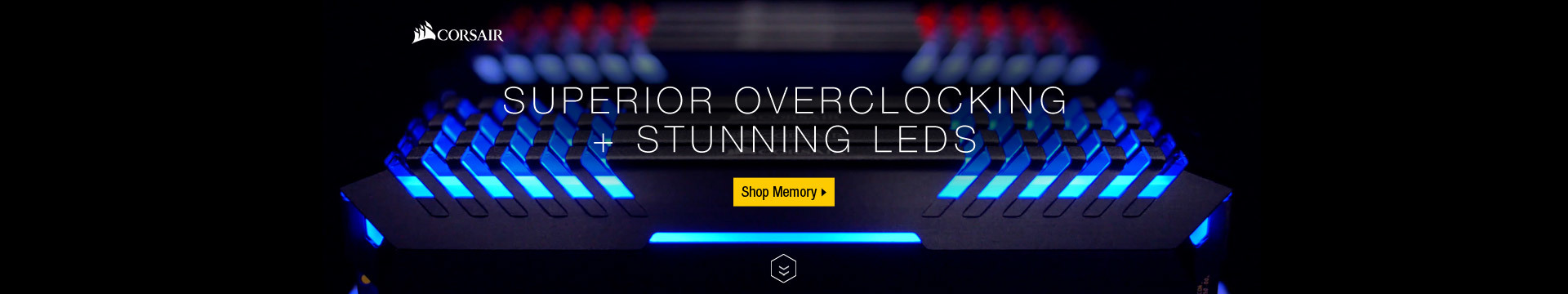 Superior Overclocking + Stunning LEDs