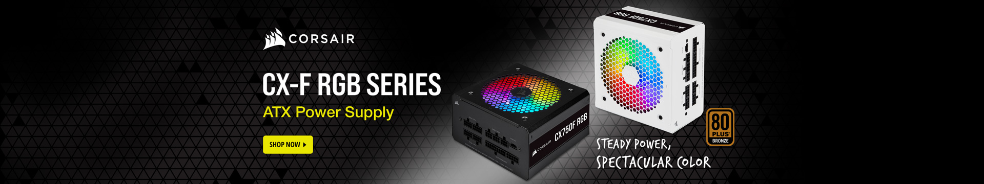 Corsair CX-F RGB Series