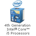 4th Generation Intel® Core™ i5 Processors