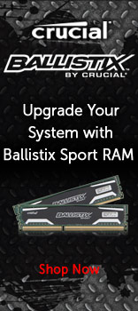 Ballistix By Crucial