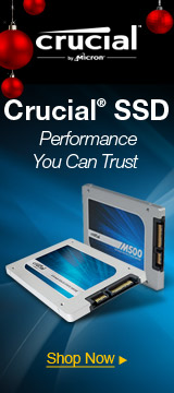 Crucial® SSD