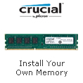 Install Your Own Memory
