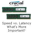 Speed vs. Latency