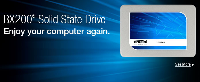 BX200® Solid State Drive