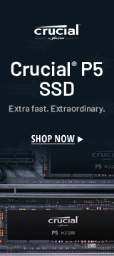 Crucial® P5 SSD