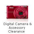 DIGITAL CAMERA & ACCESSORY CLEARANCE