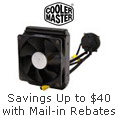 Save up to $40 with Mail-in Rebates