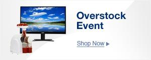 Overstock Event