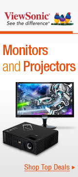 Monitors and Projectors