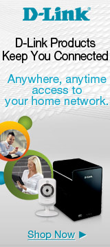 D-Link Products Keep You Connected