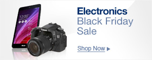 Electronics Black Friday Sale