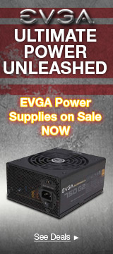 EVGA Power Supplies on Sale Now.