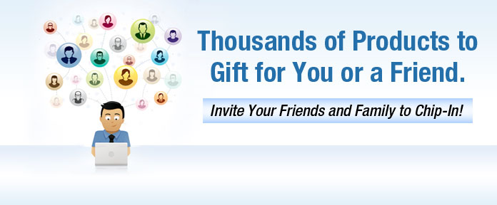 Thousands Of Products To Gift