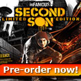 infamous Pre-order now,available March 21,2014