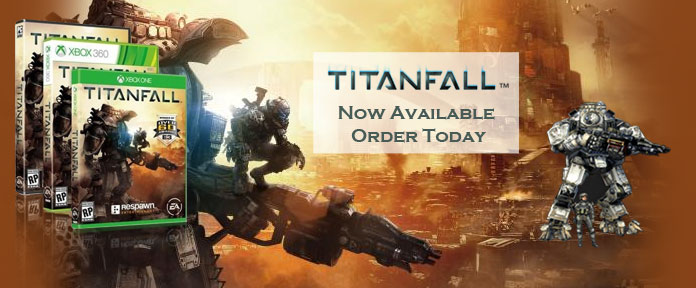 Titanfall Now Available