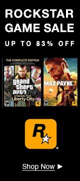 Rockstar Game Sale