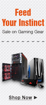 Feed Yur Instinct, Sale on Gaming Gear
