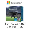 Buy a Select Xbox One Get FIFA 16