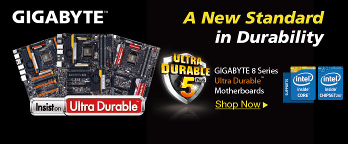 A New Standard in Durability Shop now