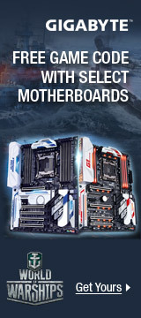 Free game code with select motherboards